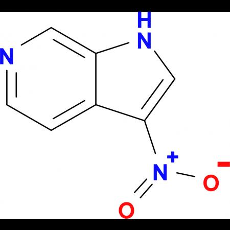 3-Nitro-1H-pyrrolo[2,3-c]pyridine