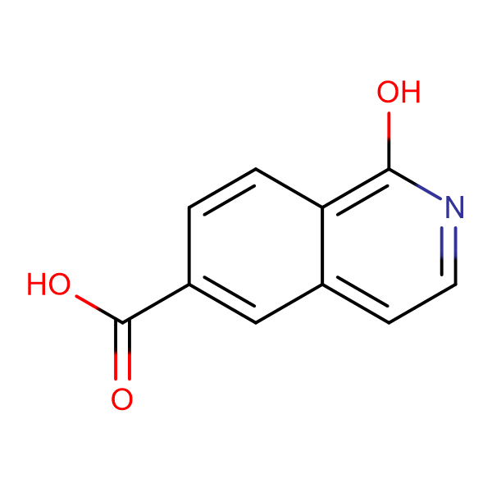 1-Hydroxyisoquinoline-6-carboxylic acid