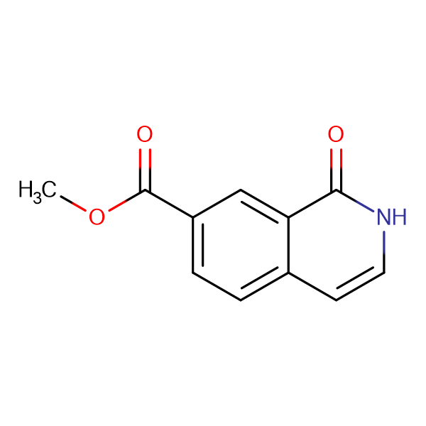 Methyl 1-oxo-1,2-dihydroisoquinoline-7-carboxylate