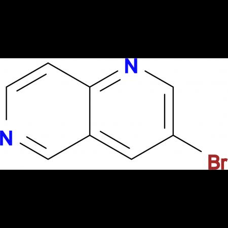 3-Bromo-1,6-naphthyridine