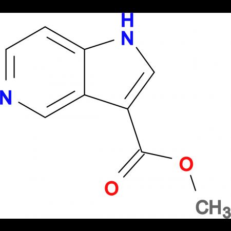 Methyl 1H-pyrrolo[3,2-c]pyridine-3-carboxylate
