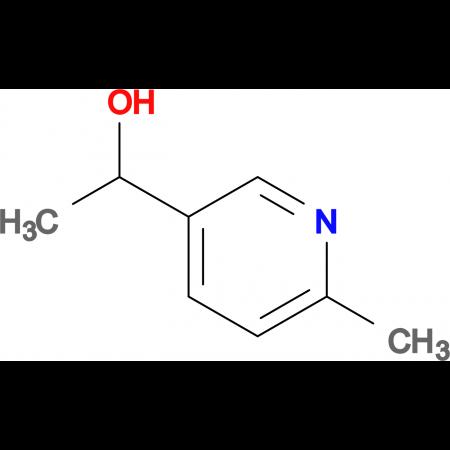 5-(1-Hydroxyethyl)-2-methylpyridine