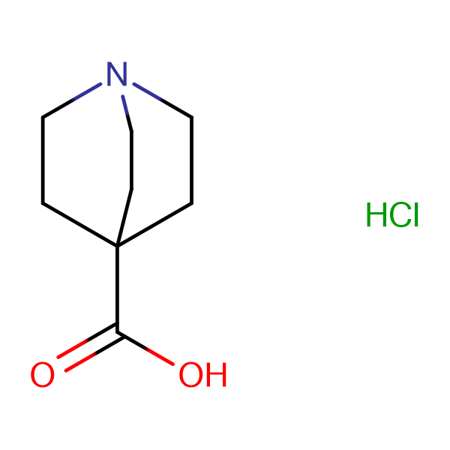Quinuclidine-4-carboxylic acid hydrochloride