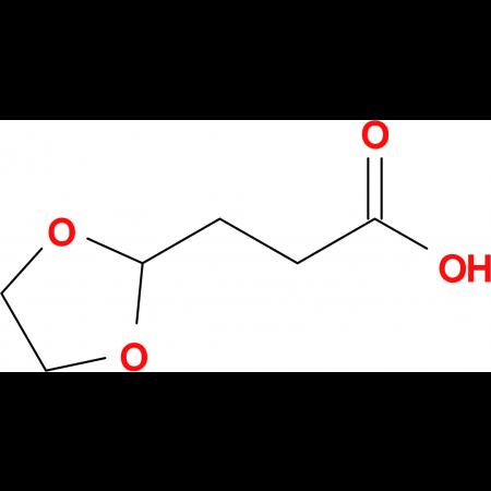 3-(1,3-Dioxolan-2-yl)propanoic acid