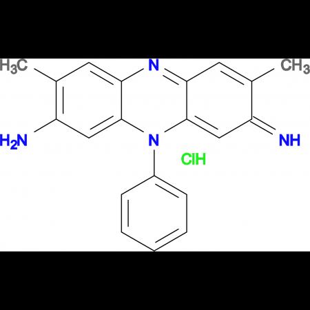 3,7-Diamino-2,8-dimethyl-5-phenylphenazin-5-ium chloride