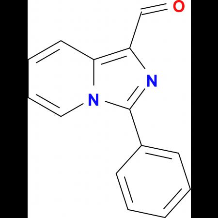 3-Phenylimidazo[1,5-a]pyridine-1-carbaldehyde