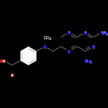 4-(((2,4-Diaminopteridin-6-yl)methyl)(methyl)amino)benzoic acid