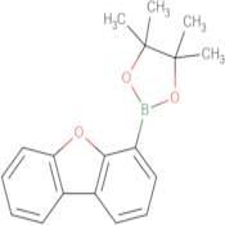2-(Dibenzo[b,d]furan-4-yl)-4,4,5,5-tetramethyl-1,3,2-dioxaborolane