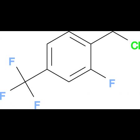 1-(Chloromethyl)-2-fluoro-4-(trifluoromethyl)benzene