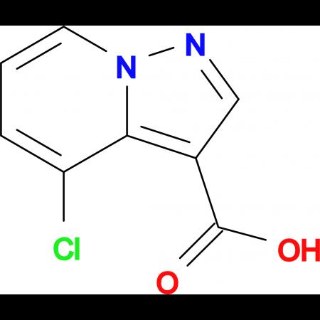 4-Chloropyrazolo[1,5-a]pyridine-3-carboxylic acid