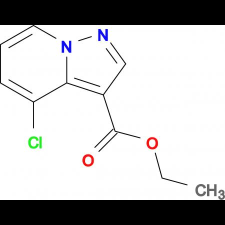 Ethyl 4-chloropyrazolo[1,5-a]pyridine-3-carboxylate