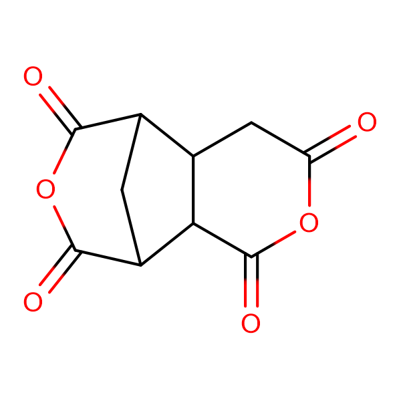 Tetrahydro-1H-5,9-methanopyrano[3,4-d]oxepine-1,3,6,8(4H)-tetraone