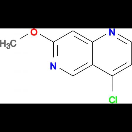 4-Chloro-7-methoxy-1,6-naphthyridine