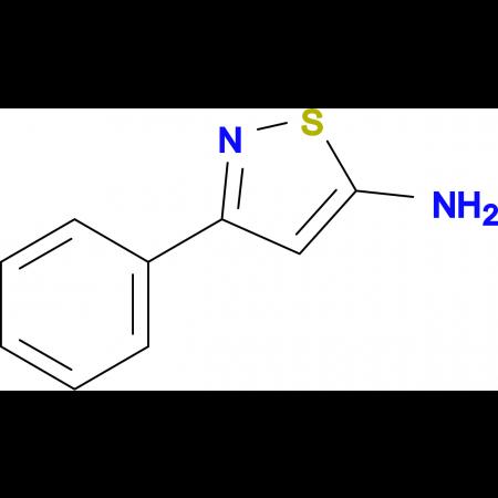3-Phenylisothiazol-5-amine