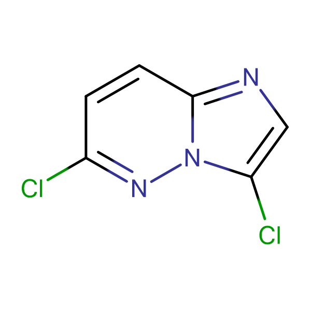 3,6-Dichloroimidazo[1,2-b]pyridazine