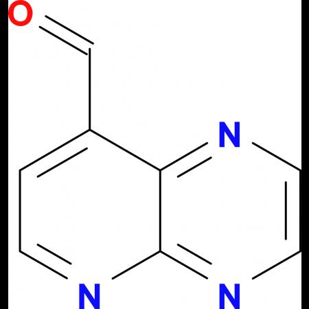 Pyrido[2,3-b]pyrazine-8-carbaldehyde