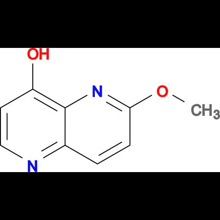 6-Methoxy-1,5-naphthyridin-4-ol