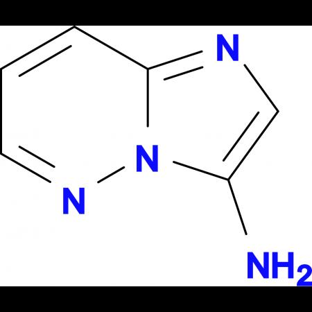 Imidazo[1,2-b]pyridazin-3-amine