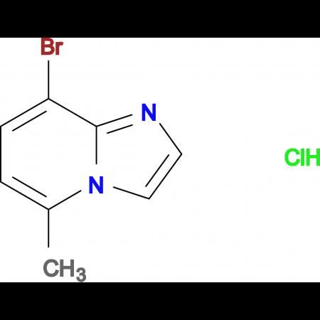8-Bromo-5-methylimidazo[1,2-a]pyridine hydrochloride
