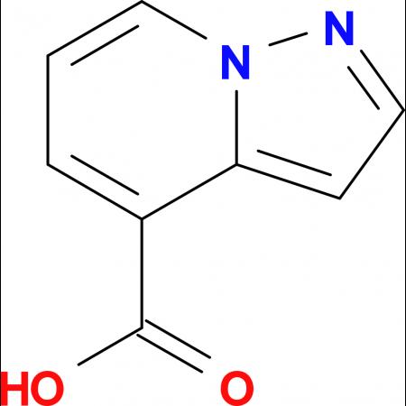 Pyrazolo[1,5-a]pyridine-4-carboxylic acid