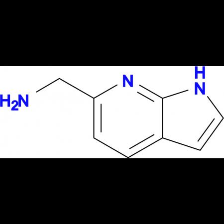 (1H-Pyrrolo[2,3-b]pyridin-6-yl)methanamine