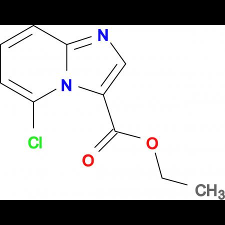 Ethyl 5-chloroimidazo[1,2-a]pyridine-3-carboxylate