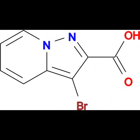 3-Bromopyrazolo[1,5-a]pyridine-2-carboxylic acid