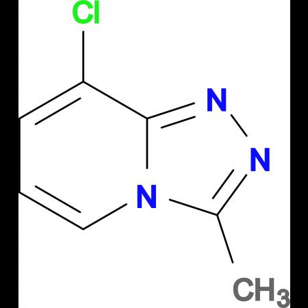 8-Chloro-3-methyl-[1,2,4]triazolo[4,3-a]pyridine