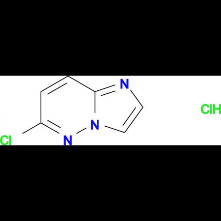 6-Chloroimidazo[1,2-b]pyridazine hydrochloride