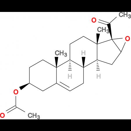 3b-Acetoxy-16a,17-epoxypregn-5-en-20-one