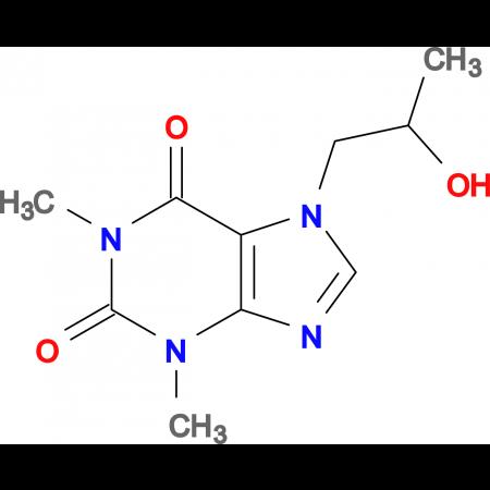 7-(2-Hydroxypropyl)-1,3-dimethyl-1H-purine-2,6(3H,7H)-dione