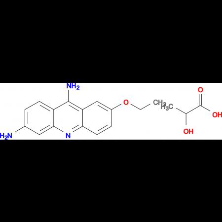 7-Ethoxyacridine-3,9-diamine 2-hydroxypropanoate