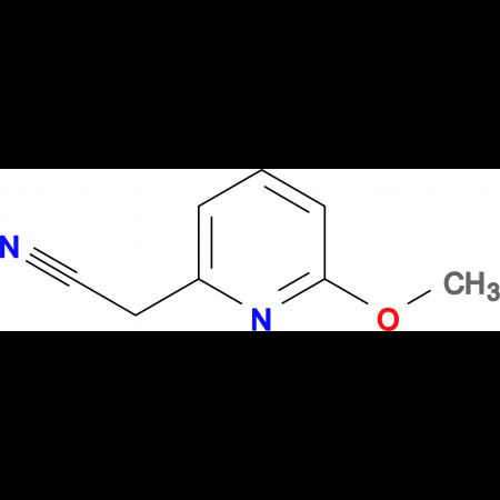 2-(6-Methoxypyridin-2-yl)acetonitrile