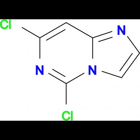 5,7-Dichloroimidazo[1,2-c]pyrimidine