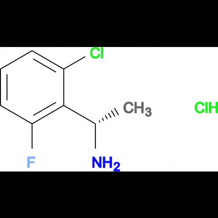 (S)-1-(2-Chloro-6-fluorophenyl)ethanamine hydrochloride