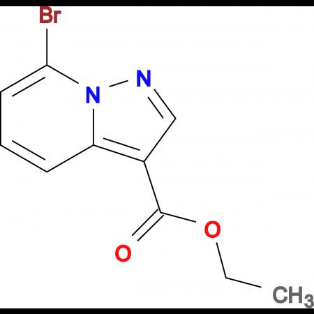 Ethyl 7-bromopyrazolo[1,5-a]pyridine-3-carboxylate