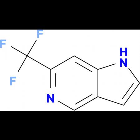 6-(Trifluoromethyl)-1H-pyrrolo[3,2-c]pyridine
