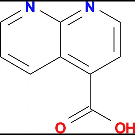 1,8-Naphthyridine-4-carboxylic acid
