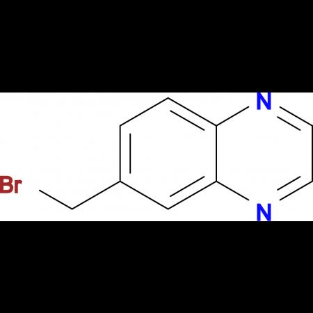 6-(Bromomethyl)quinoxaline