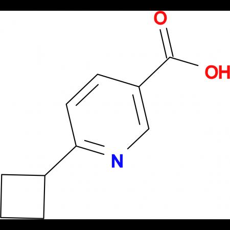 6-Cyclobutylnicotinic acid