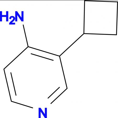 3-Cyclobutylpyridin-4-amine