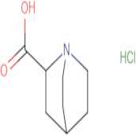 QUINUCLIDINE-2-CARBOXYLIC ACID HYDROCHLORIDE