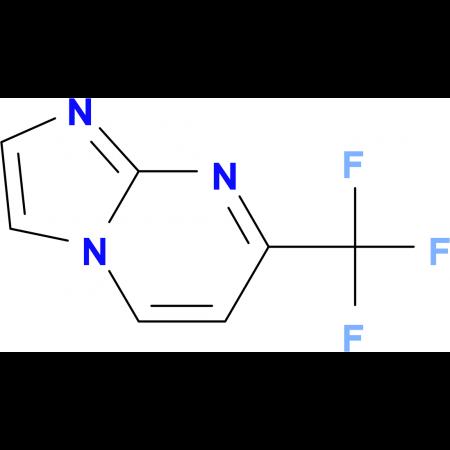 7-TRIFLUOROMETHYLIMIDAZO[1,2-A]PYRIMIDINE