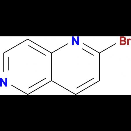2-BROMO-1,6-NAPHTHYRIDINE