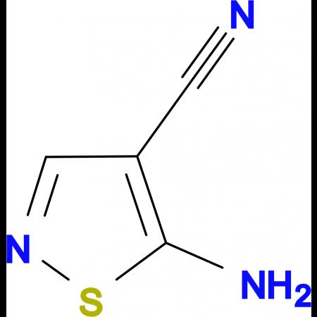 5-AMINOISOTHIAZOLE-4-CARBONITRILE
