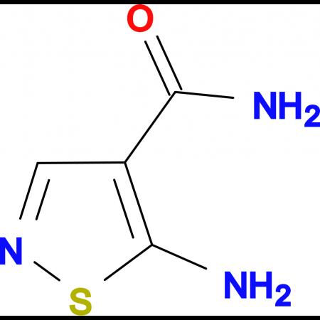 5-AMINOISOTHIAZOLE-4-CARBOXAMIDE