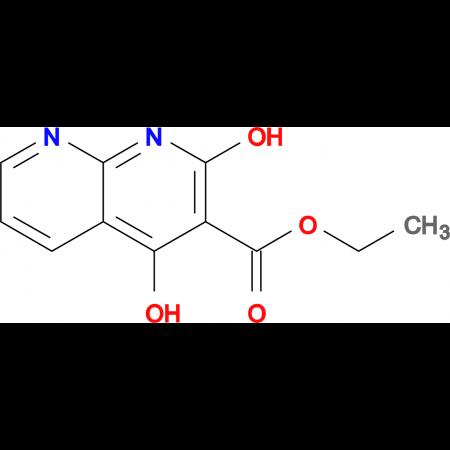 ETHYL 2,4-DIHYDROXY-1,8-NAPHTHYRIDINE-3-CARBOXYLATE