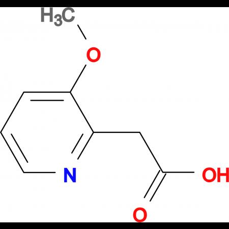 2-(3-METHOXYPYRIDIN-2-YL)ACETIC ACID