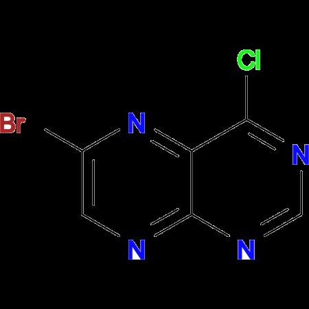 6-BROMO-4-CHLOROPTERIDINE