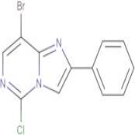 8-Bromo-5-chloro-2-phenylimidazo[1,2-c]pyrimidine
